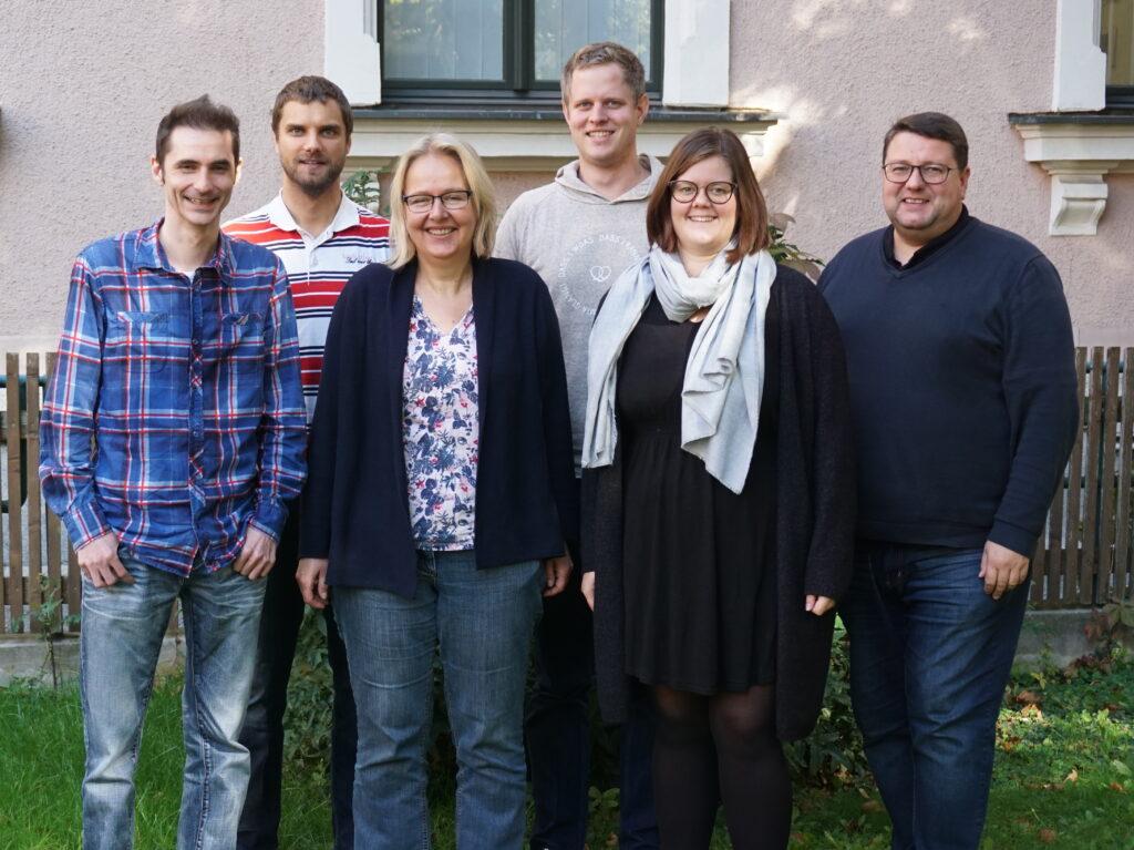Mitarbeitende an der KLJB-Diözesanstelle